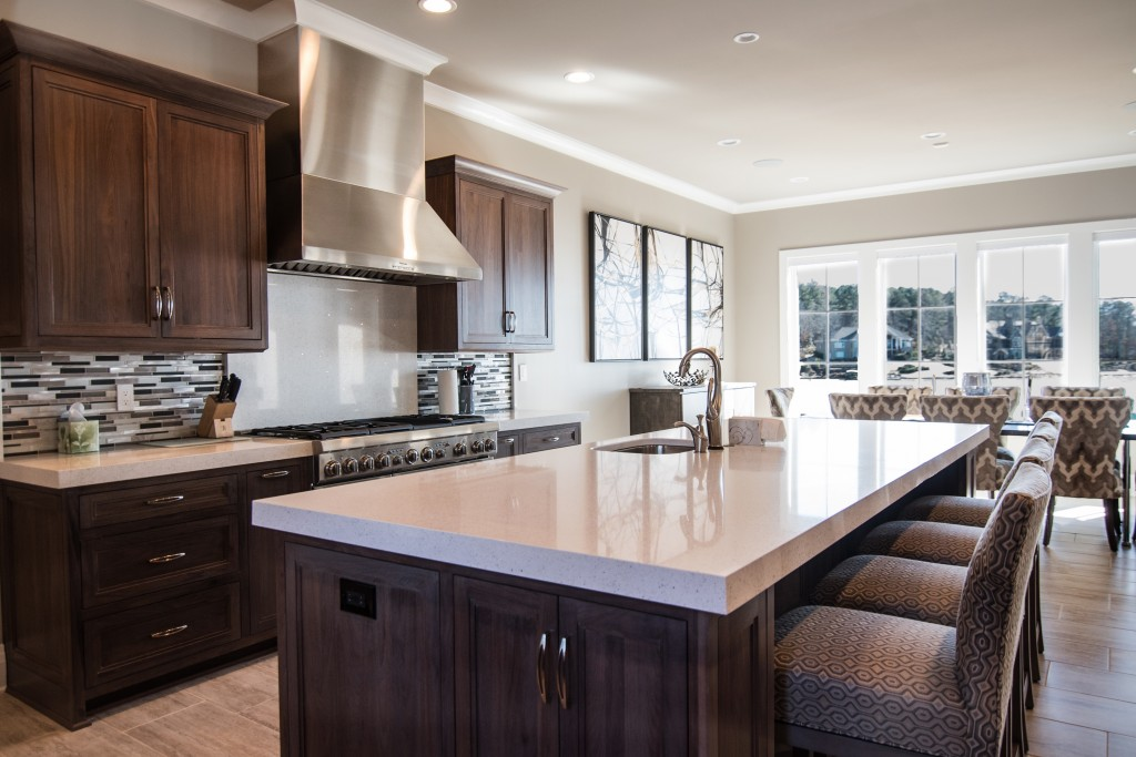 Lake Oconee Kitchen